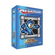 Pixel Tactics - Mega Man Blue Box