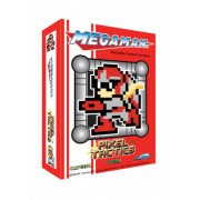 Pixel Tactics - Proto Man Red Box