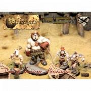 Briskars - Mercenaires - Starter Pack