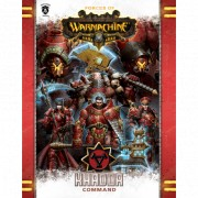 Khador Command Book (Anglais) : Soft Cover