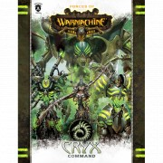 Cryx Command Book (Anglais) : Hard Cover