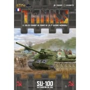TANKS : SU-100 - Extension de jeu
