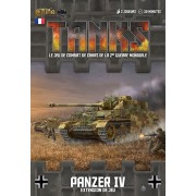 TANKS : Panzer IV - Extension de jeu