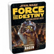 Star Wars : Force and Destiny - Racer Specialization Deck