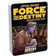 Star Wars : Force and Destiny - Sentry Specialization Deck