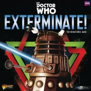 Doctor Who - Exterminate! - The Miniatures Game