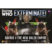 Doctor Who - Davros & the New Dalek Empire