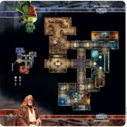Star Wars Imperial Assault - Skirmish Map : Anchorhead Cantina