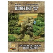 Konflikt 47 - US Jackal Walker