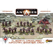 Antares - Algoryn Armoured Infantry Starter Army