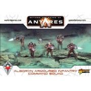 Antares - Algoryn Armoured Infantry Command Squad