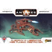 Antares - Algoryn AI Liberator X06 Plasma Destroyer