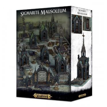 Age of Sigmar : Décors - Sigmarite Mausoleum