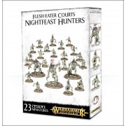 Age of Sigmar : Death - Flesh-Eater Courts Nightfeast Hunters