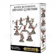Age of Sigmar : Death - Khorne Bloodbound Frienzied Goretribe