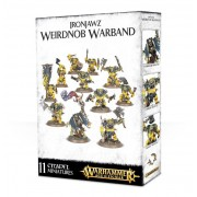 Age of Sigmar : Destruction - Ironjawz Weirdnob Warband