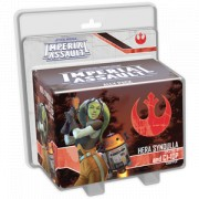 Star Wars - Imperial Assault : Hera Syndulla and C1-10P Ally Pack