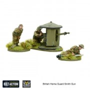 Bolt Action - British Home Guard Smith Gun