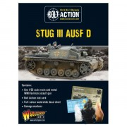 Bolt Action - Stug III aufs D