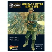 Bolt Action - Waffen-SS Squad (Early War)