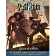 7th Sea 2nd Ed. - Heroes & Villains
