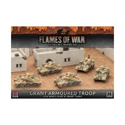 Grant Armoured Troop