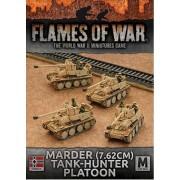 Marder (7.62cm) Tank-hunter Platoon