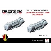 Firestorm Armada - STL Traders Opportunity Class Cruiser