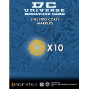 DC Universe - Sinistro Corps Markers