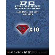 DC Universe - Superman Red Son Markers