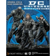DC Universe - General Zod & Guild Warriors
