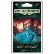 Arkham Horror : The Card Game - Where Doom Awaits