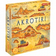 Akrotiri Revised (Anglais)