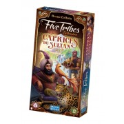 Five Tribes VF - Les Caprices du Sultan