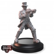 Wild West Exodus - Agent Henry Courtright