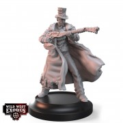 Wild West Exodus - Abe Lincoln
