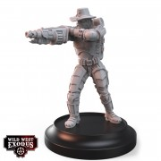 Wild West Exodus - Major Sherman