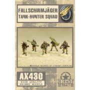 Dust - Fallschirmjäger Tank-Hunter Squad