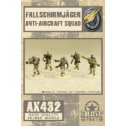 Dust - Fallschirmjäger Anti-Aircraft Squad