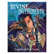 Part Time Gods RPG - Divine Instruments