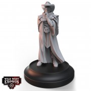 Wild West Exodus - Male Dark Council - Alternate Sculpt