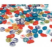 Eldritch Horror Complete Tokens Set (184 psc)