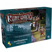 Runewars (Anglais) - Lord Hawthorne Hero Expansion Pack