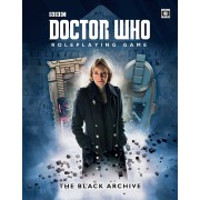 Doctor Who RPG - The Black Archive