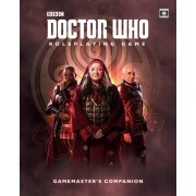 Doctor Who RPG - The Gamemaster's Companion