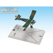 Wings of Glory WW1 - Nieuport 17 (Nungesser)