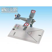 Wings of Glory WW1 - Nieuport 17 (Thaw/ Lufbery) pas cher