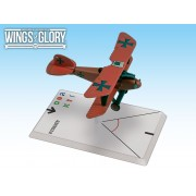 Wings of Glory WW1 - Albatros D.III (Von Richthofen)