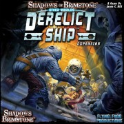 Shadows of Brimstone - Derelict Ship - OtherWorld Pack Expansion