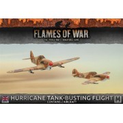 Hurricane Tank-Busting Flight